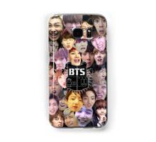 Bts Derp Collage  Samsung Galaxy Case/Skin