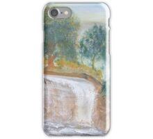 Wide Waterfall. iPhone Case/Skin