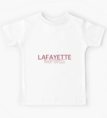 Lafayette College Kids Tee
