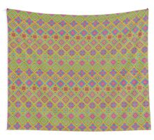 """and the x-dust says """"let's dance"""" Wall Tapestry"""