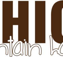 Lehigh University Sticker