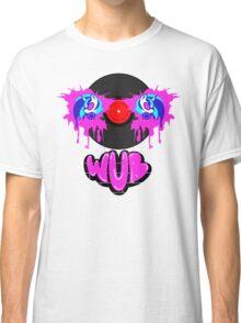 Vinyl Scratch Wub Graffiti Classic T-Shirt