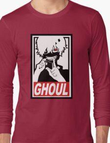 Kaneki - Tokyo Ghoul  Long Sleeve T-Shirt