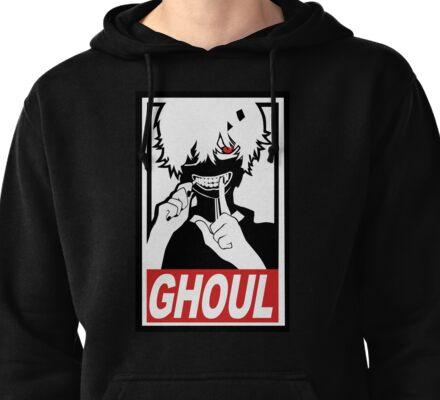 Kaneki - Tokyo Ghoul  Pullover Hoodie