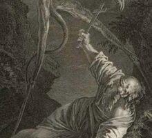 Temptation of St. Anthony Sticker