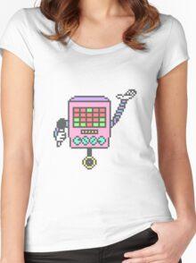 Undertale - Pastel Mettaton Women's Fitted Scoop T-Shirt
