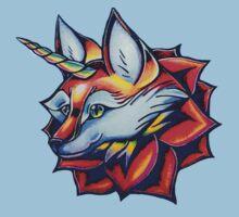 Foxicorn by FoxyFantasy