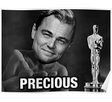 Leonardo reacting to Oscar Poster