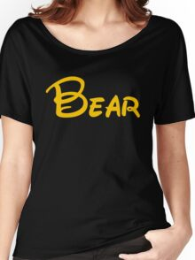 yellow bear Women's Relaxed Fit T-Shirt