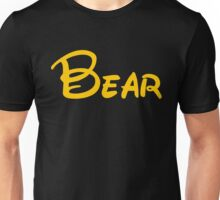 yellow bear Unisex T-Shirt
