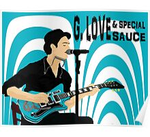 G. Love & Special Sauce Poster