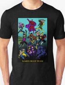 X-Men Blue Team Unisex T-Shirt