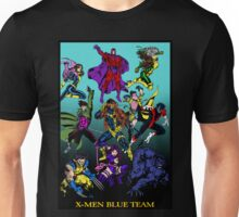X-Men Blue Team Unisex T-Shirt