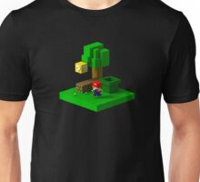 Blocky Plumber Unisex T-Shirt