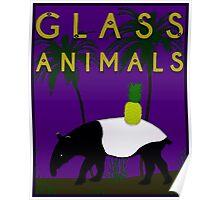Glass Animals Tapir Poster