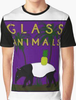 Glass Animals Tapir Graphic T-Shirt