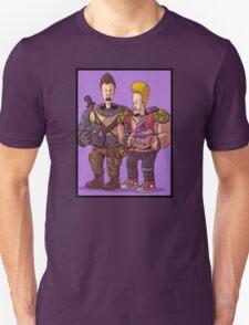 Beavis & Butthead Bebop & Rocksteady T-Shirt