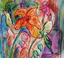 Wild Lily by Robin Monroe
