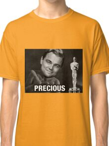 Leonardo reacting to Oscar Classic T-Shirt