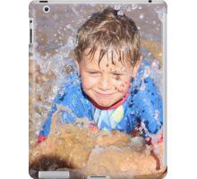 When nature wins iPad Case/Skin