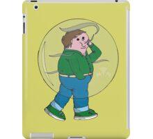 Smoking Bubble iPad Case/Skin