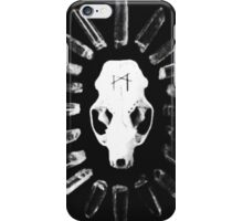 Skunk Ghost iPhone Case/Skin
