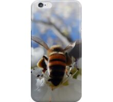 GATHERING POLLEN iPhone Case/Skin