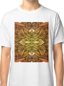 Abstract Flame Whirls Classic T-Shirt