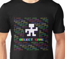 SELECT GAME Unisex T-Shirt
