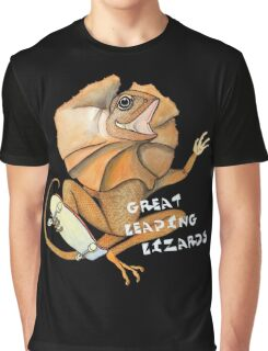 Great Leaping Lizards! Graphic T-Shirt