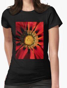 Gazanea Flower from Morgan  Womens Fitted T-Shirt