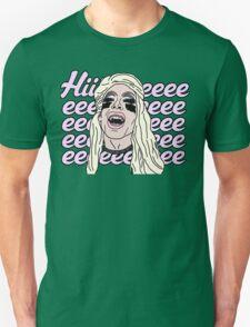 Hiieeeeeeeee Unisex T-Shirt
