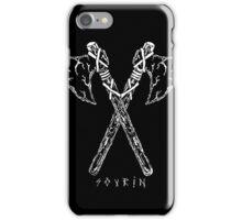 Viking Axe iPhone Case/Skin