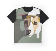 Jack Russel in the sun Graphic T-Shirt
