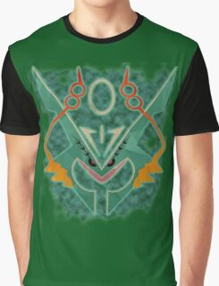 Mega Rayquaza Graphic T-Shirt