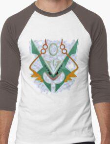Mega Rayquaza Men's Baseball ¾ T-Shirt