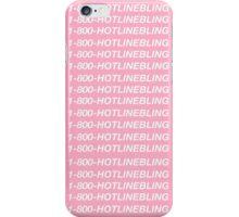 1-800 iPhone Case/Skin