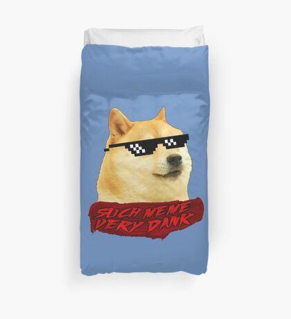 Doge Duvet Cover