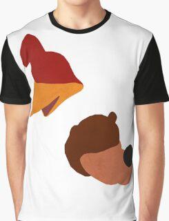 B & K Graphic T-Shirt