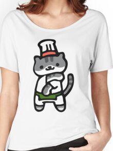 Guy Furry - Neko Atsume Women's Relaxed Fit T-Shirt