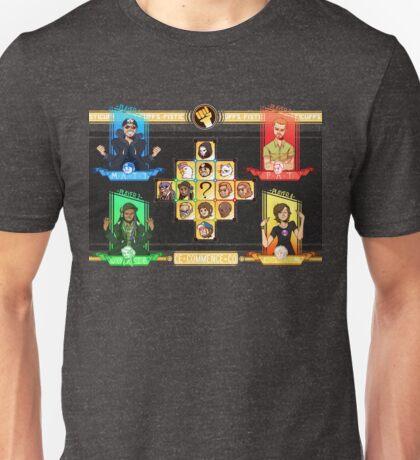 The Super Best Friend Zaibatsu Unisex T-Shirt