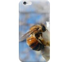 GATHERING POLLEN AND NECTAR iPhone Case/Skin