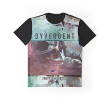 DYVERGENT - VALOR (Official) #1  Graphic T-Shirt