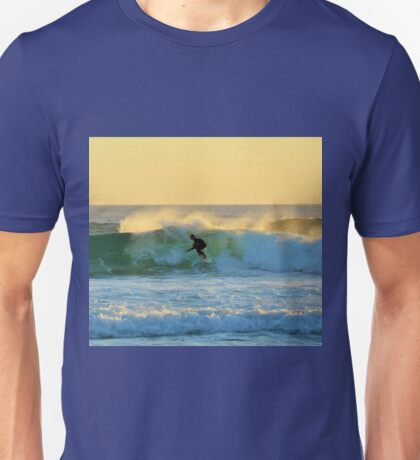 EVERBODY'S GONE SURFING Unisex T-Shirt