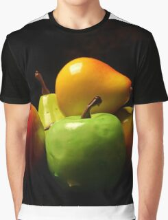 Fruit Stack Graphic T-Shirt