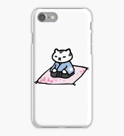 Mr Meowgi - Neko Atsume iPhone Case/Skin