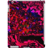 ooooo hot lava  iPad Case/Skin