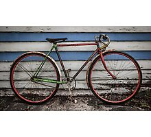 Northcote Vintage Bicycle Photographic Print
