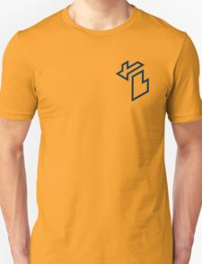 Isometric Michigan (University of Michigan) T-Shirt