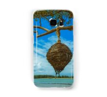 Sculptures by the sea Samsung Galaxy Case/Skin